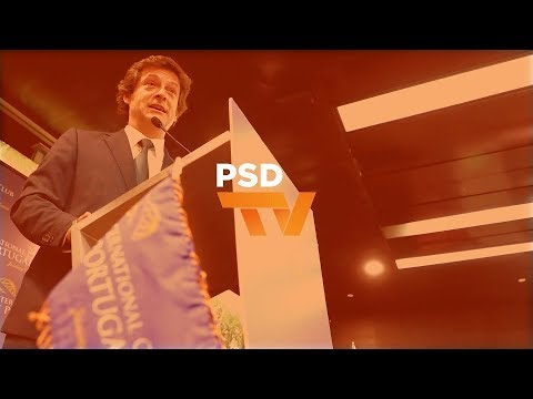 """Salvador Malheiro debate """"Ambiente e Energia ao serviço do crescimento económico"""""""