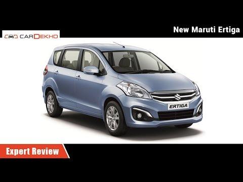 Maruti Ertiga SHVS | Exclusive Expert Review | CarDekho.com
