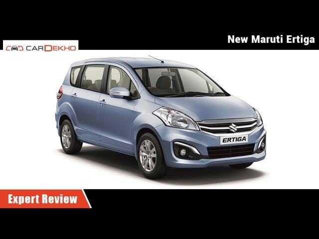 Maruti Suzuki Ertiga Diesel First Drive Review