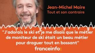 """Jean-Michel Maire : """"Je me disais que moniteur de ski était un beau métier"""""""