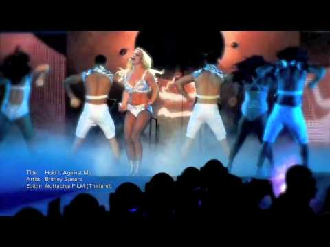 Britney Spears - Femme Fatale Tour DVD Preview 1080p