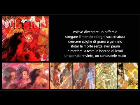 Tekst piosenki Claudio Baglioni - Acqua Dalla Luna po polsku