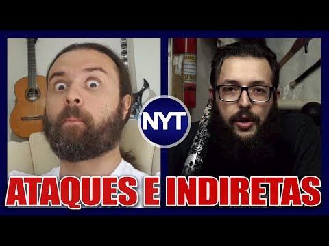 Caue Moura manda indireta para Nando Moura e é DETONADO pelo Moscoso (видео)