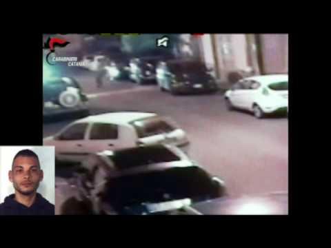 Catania: i Carabinieri identificano e catturano uno scippatore seriale