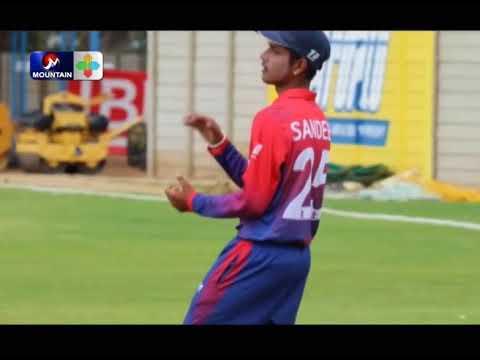 (२ खेलाडी जसले ICC विश्व कप छनोट खेलमा लगातार कार्य क्षमता देखाए...2 min 49 sec)