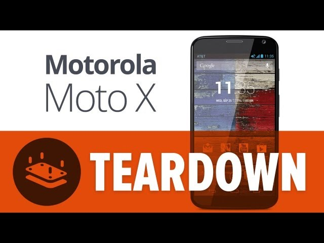 Moto X Teardown Review