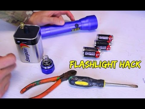 Flashlight Hack