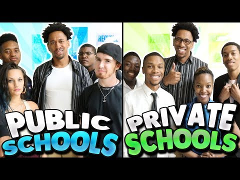 PUBLIC SCHOOL vs. PRIVATE SCHOOL
