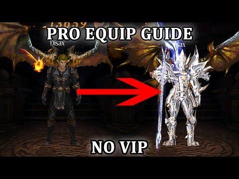 MU Origin PRO Equip Guide NO VIP 2017 HD