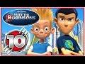 Meet The Robinsons Walkthrough Part 10 x360 Wii Ps2 Gcn