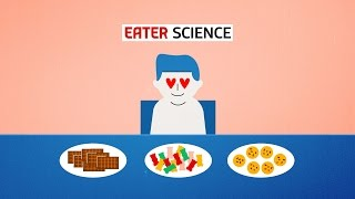 The Science Behind Why Kids Love Sweets by Eater