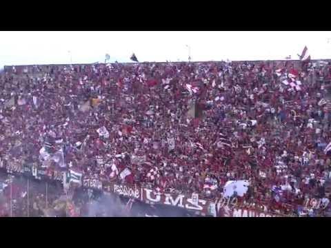 """lo stadio arechi canta """"vattene amore"""" promozione in b salernitana"""