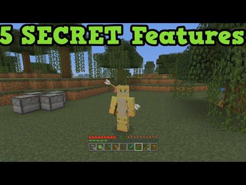Minecraft Xbox 360 + PS3 + PS4: 5 Secret TU19 Features