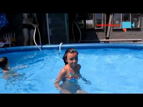 Užívání v bazénu