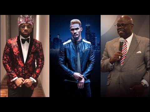 Hair salon - Bishop Earl Carter vs Matthew Stevenson &  King Jives ?Hell for 300 Alexבס״ד