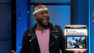 Ladies man Vusi Nova, was in the building on Homeground. catch the action here.Follow Mzansi Magic on Twitter: https://twitter.com/mzansimagicLike Mzansi Magic on Facebook: https://www.facebook.com/MzansimagicFor more programming and news from Mzansi Magic, visit the official site: http://mzansimagic.dstv.com
