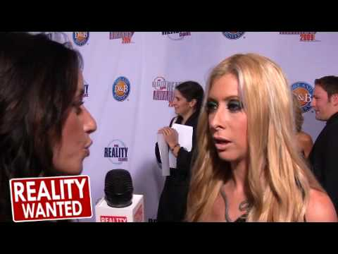 FOX Reality Awards Interview with Aubry Fisher from LA Ink