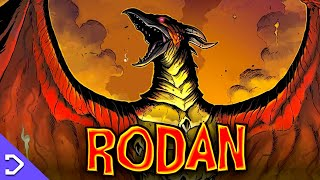 Video The History Of RODAN! - Godzilla: King Of The Monsters MP3, 3GP, MP4, WEBM, AVI, FLV Maret 2019