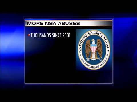 Report: NSA Broke Privacy Rules Thousands of Times