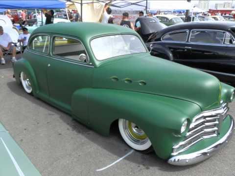 Viva Las Vegas 16 car show 2013