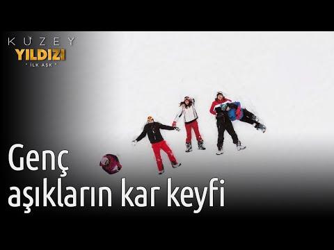Kuzey Yıldızı İlk Aşk 48. Bölüm - Genç Aşıkların Kar Keyfi
