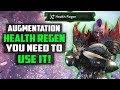 BEST Augmentation to use? HEALTH REGEN In Depth Guide Monster Hunter World