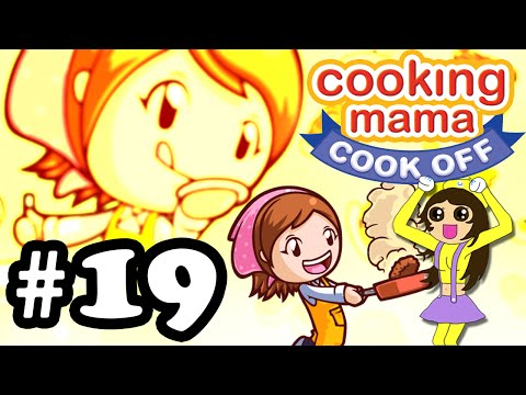 Let's Play Cooking Mama Cook Off #19 Fettuccine