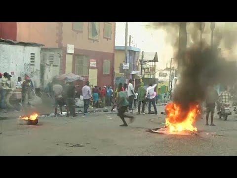 Haiti: Aufruhr gegen Armut und Korruption