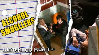 Danielle Passes Out In Toilet - Waterloo Road Throwback Thursday
