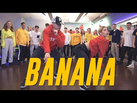 "Rugged x Boyd Janson x Brooklyn ""BANANA""   Duc Anh Tran Choreography (Class Video)"