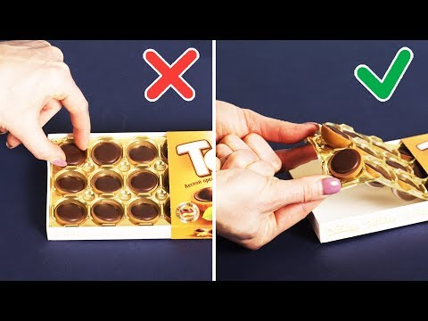 Video 30 SIMPLY BRILLIANT HACKS WITH FOOD download in MP3, 3GP, MP4, WEBM, AVI, FLV January 2017