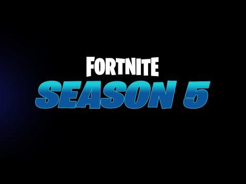 FORTNITE SEASON 5 LEAK (Season 5 Battle Pass SPOILERS)