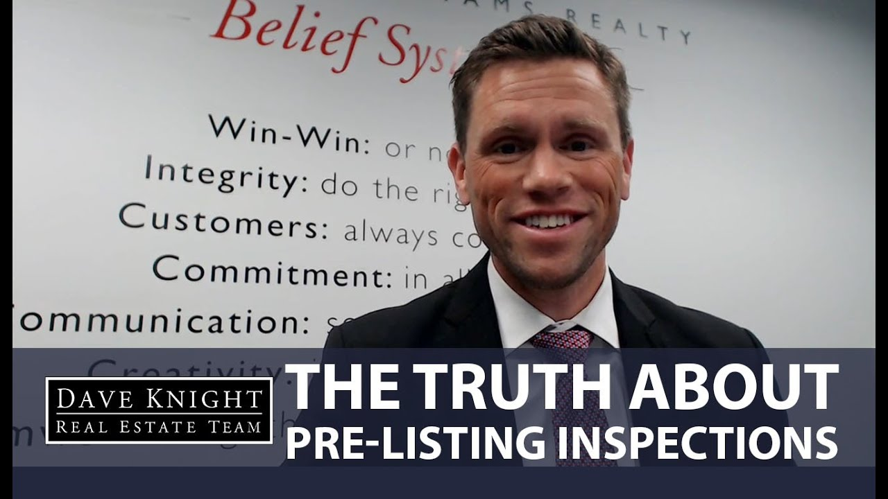 Do You Need to Order an Inspection Before Selling?