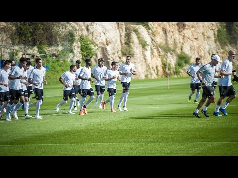 Back to work - AS MONACO