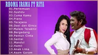 Download Video Rita Sugiarto Feat Rhoma Irama pasangan yang sempurna 2018 | Pilihan Lagu Duet Dangdut Terbaik MP3 3GP MP4