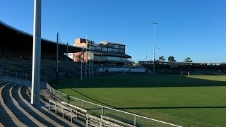 Collingwood Australia  City new picture : Collingwood Victoria Park Melbourne Australia Footy Ground March 2014