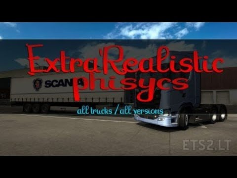 Extra Realistic Physics v1.0 by Ziiporin