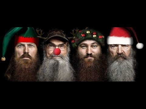 Kandahar Duck Dynasty USO Christmas