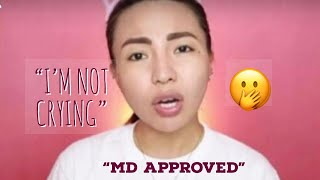 Michelle Dy NAG SORRY / Michelle Dy and Jeffree star ISSUE