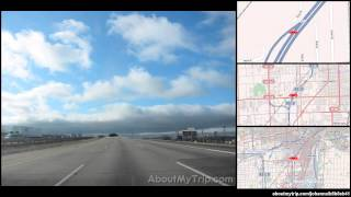 Allen Park (MI) United States  city images : Detroit Toledo Fwy (Allen Park, MI) to King Rd (Woodhaven, MI) via Southgate