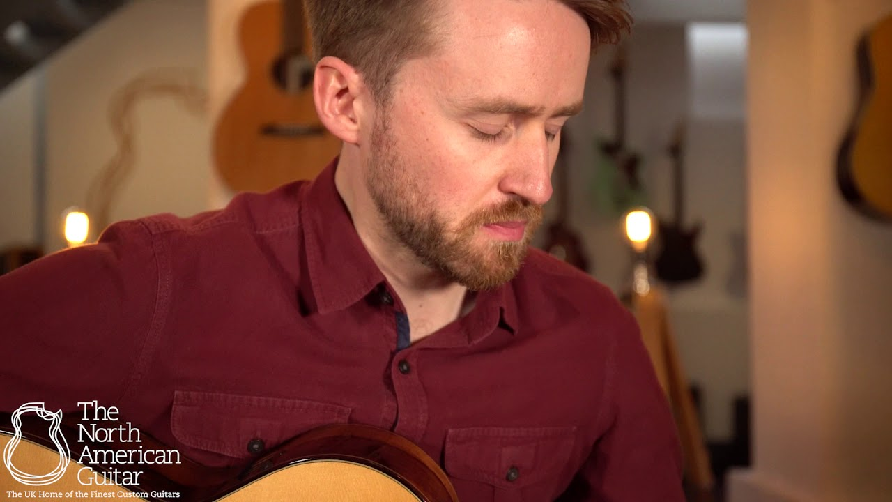 Kirk Sand Richard Smith Nylon String Electro Acoustic Guitar Played By Will McNicol (Part Two)