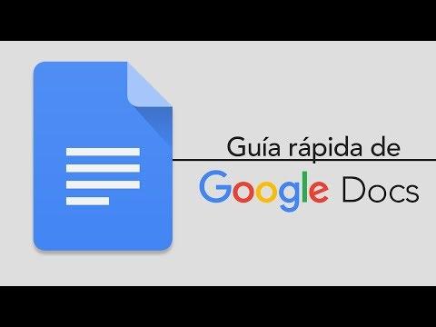Trucos para ser más productivo con Google Docs