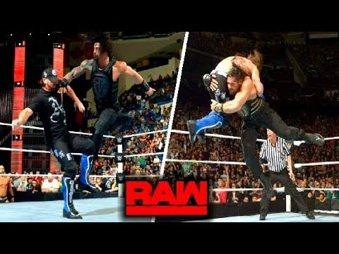 Roman Reigns Returns To Raw   WWE Monday Night Raw May 06, 2019 Highlights