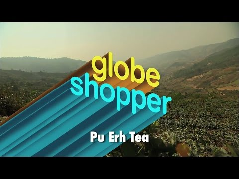 Globe Shopper - Pu Erh Tea
