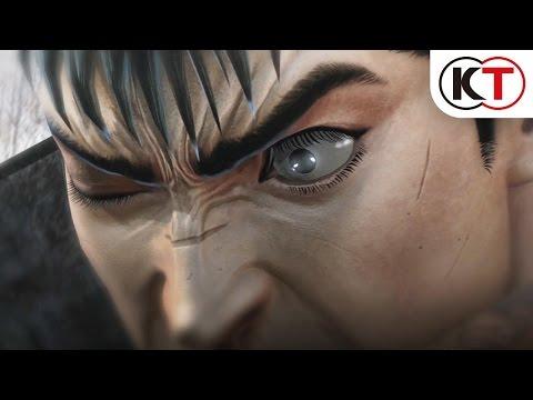 Berserk : premier trailer du jeu vidéo