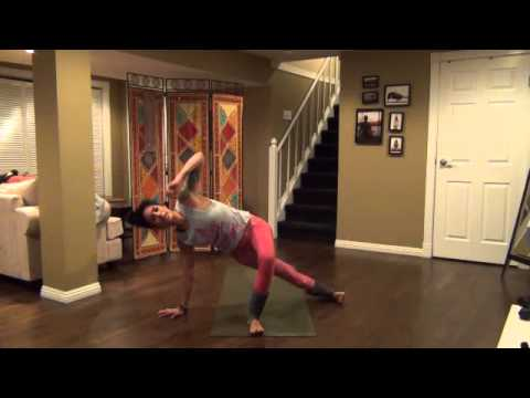 Square Peg/Round Hole – 30 min. Creative Vinyasa Flow