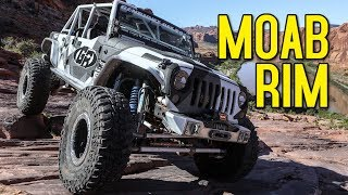 Moab Rim 4×4 Trail – Rockstar Garage EJS19 Day 6