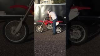8. Power On Cycles Honda HRC Redbull Edition CR85R