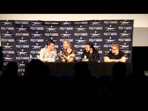 Tokio Hotel Press Conference Part 2
