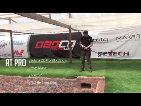 Pruebas con el Detector de Metales AT PRO Garrett (Final 1)